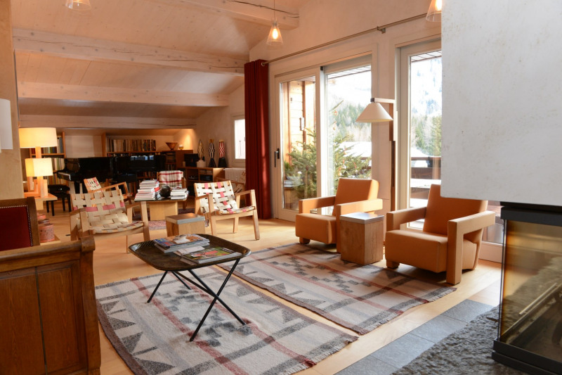 Vente de prestige appartement Chamonix-mont-blanc 2 700 000€ - Photo 2