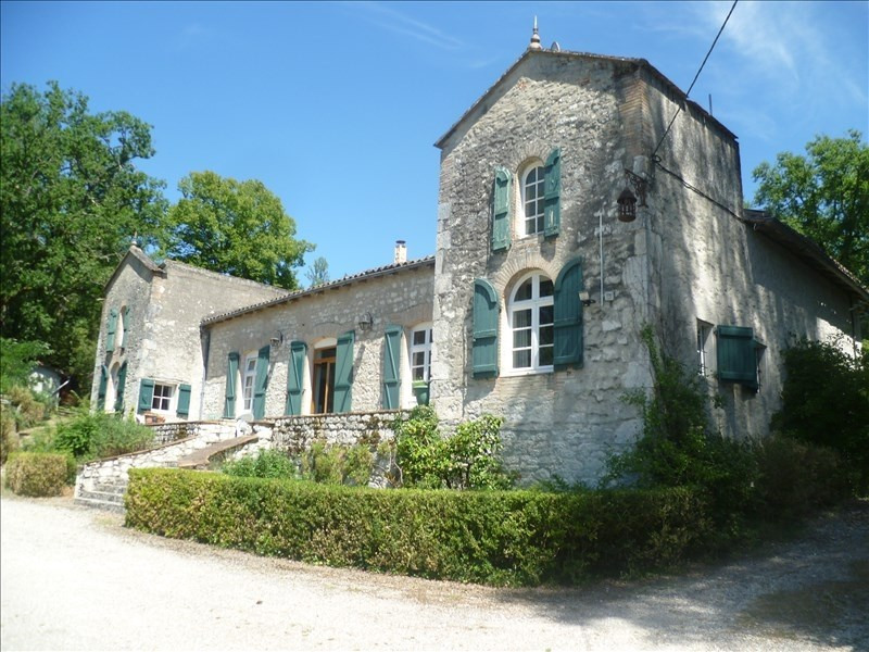 Deluxe sale house / villa Montaigu de quercy 499 000€ - Picture 10