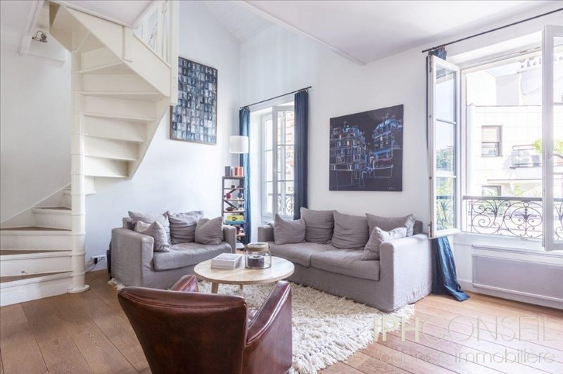 Vente appartement Neuilly sur seine 790 000€ - Photo 2