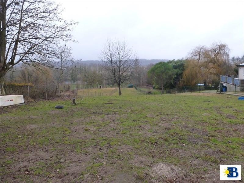 Vente terrain Vouneuil sur vienne 31000€ - Photo 2