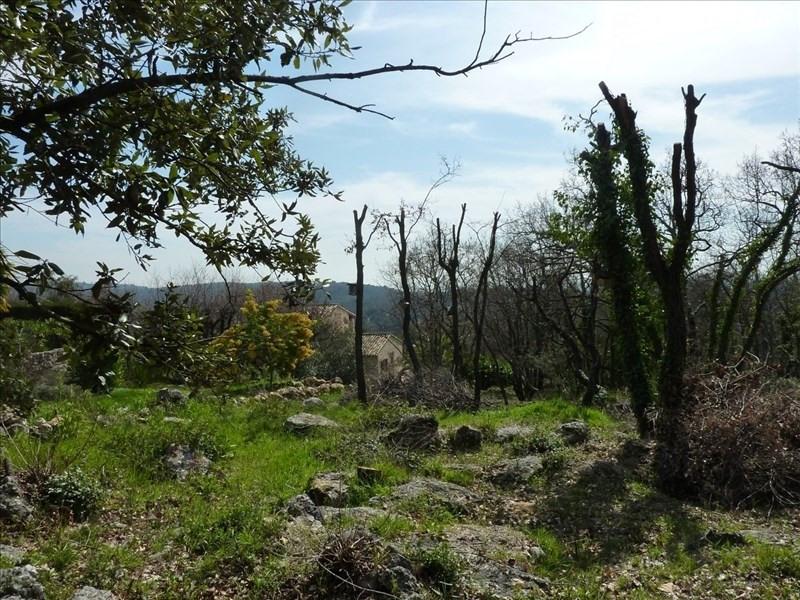 Vente terrain Tourrettes sur loup 370000€ - Photo 4