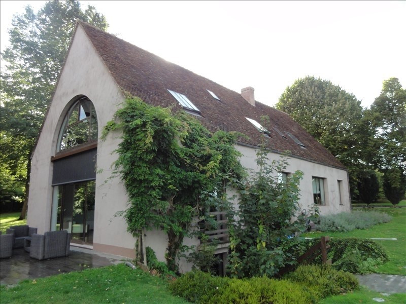 Deluxe sale house / villa Montfort l amaury 1575000€ - Picture 2