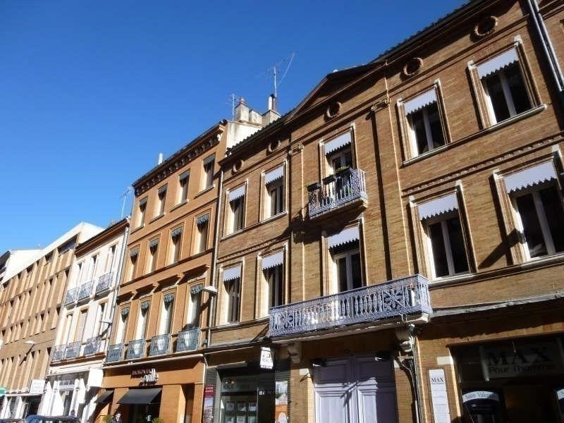 Rental apartment Toulouse 490€ CC - Picture 1
