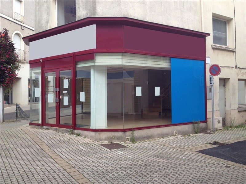 Vente local commercial Cholet 212 000€ - Photo 1
