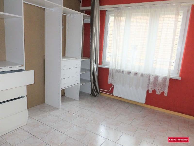 Sale apartment Reichshoffen 114400€ - Picture 5