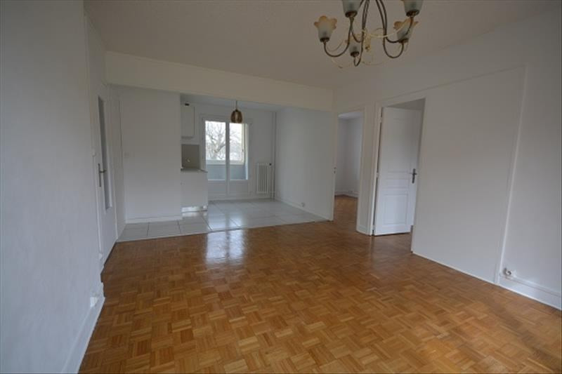 Rental apartment Bourgoin jallieu 650€ CC - Picture 1