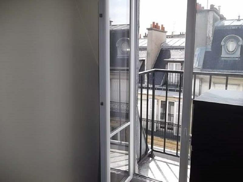 Rental apartment Paris 8ème 760€ CC - Picture 1
