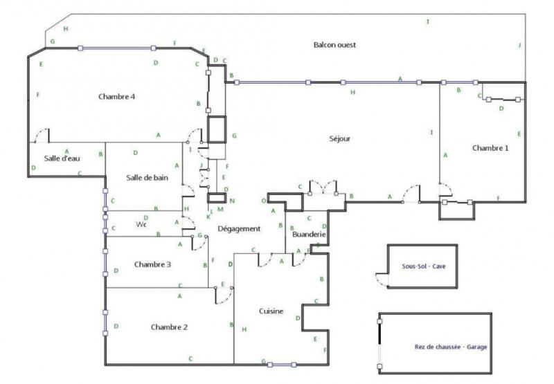 Vente de prestige appartement Nice 1295000€ - Photo 10