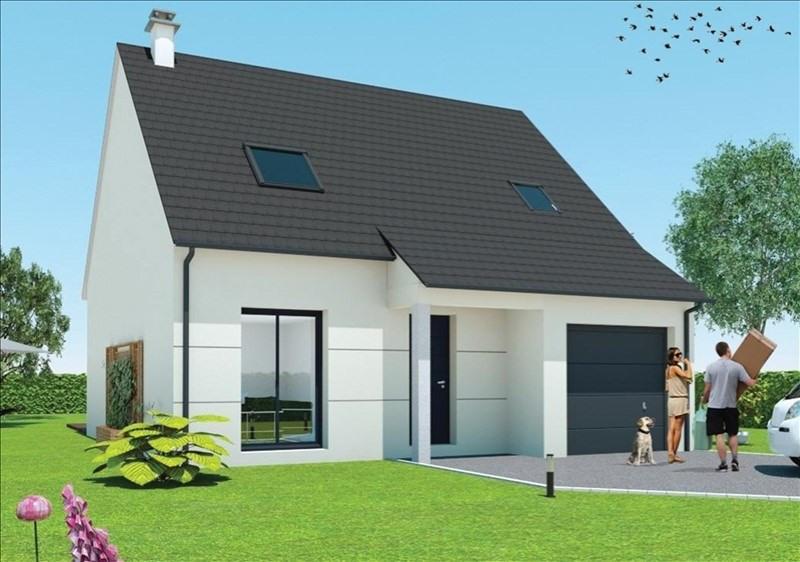 Maison  5 pièces + Terrain 345 m² Caen par MAISONS FRANCE STYLE CAEN