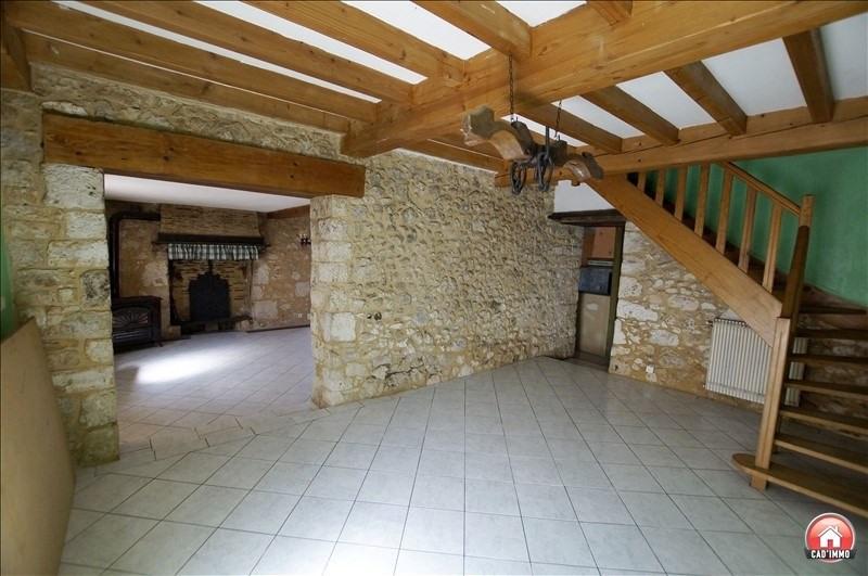 Sale house / villa St aubin de lanquais 214000€ - Picture 5