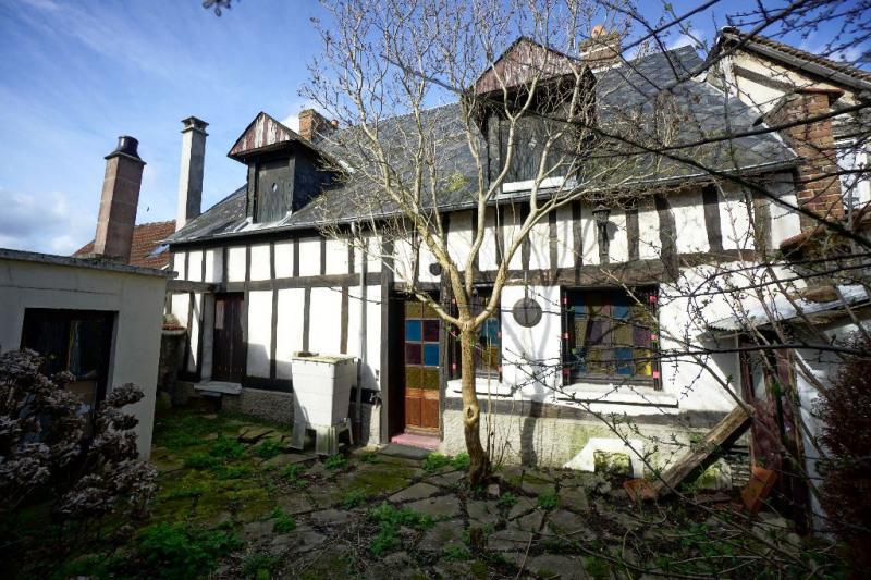 Maison Ancienne avec jardin - Les Andelys 120 m²