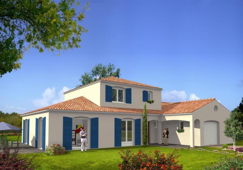 Maison  7 pièces + Terrain 850 m² Saint-Vincent-sur-Jard par ALLIANCE CONSTRUCTION LA ROCHE SUR YON