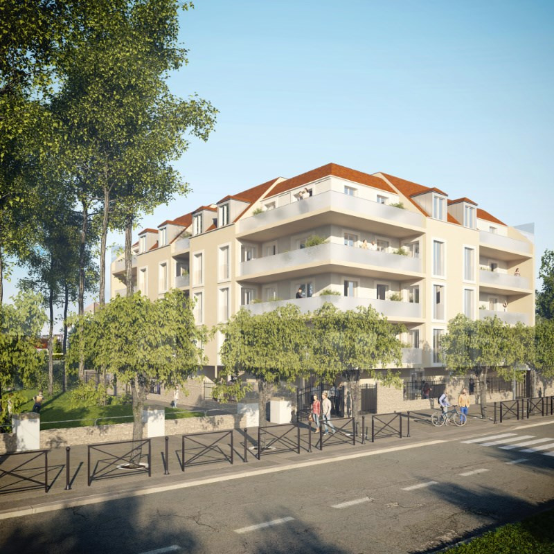 Clos latinius programme immobilier neuf lagny sur marne for Immobilier neuf idf