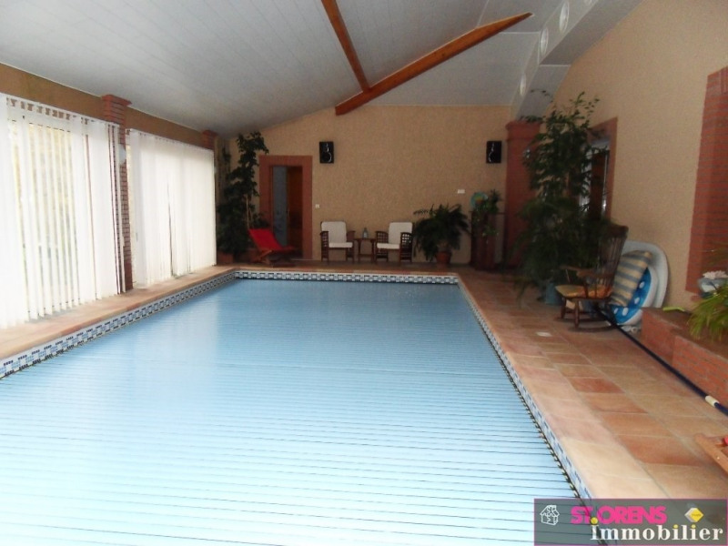 Deluxe sale house / villa Escalquens 2 pas 592 000€ - Picture 2