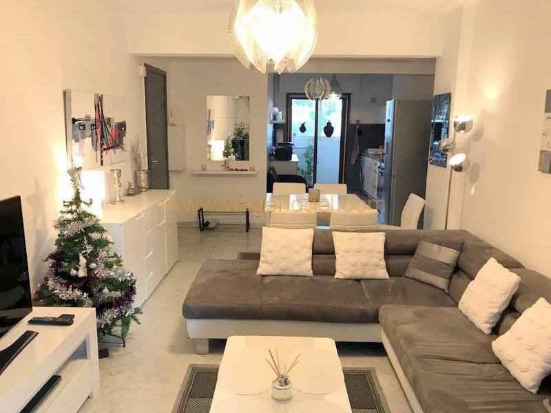 Viager appartement Cagnes-sur-mer 155000€ - Photo 1