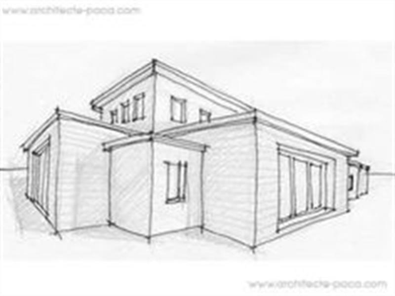 """Modèle de maison  """"Modèle de maison 8 pièces"""" à partir de 8 pièces Seine-Saint-Denis par MAISONS FRANCOIS G"""