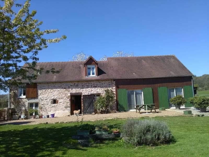Vente maison / villa Saint léonard des bois 210000€ - Photo 1