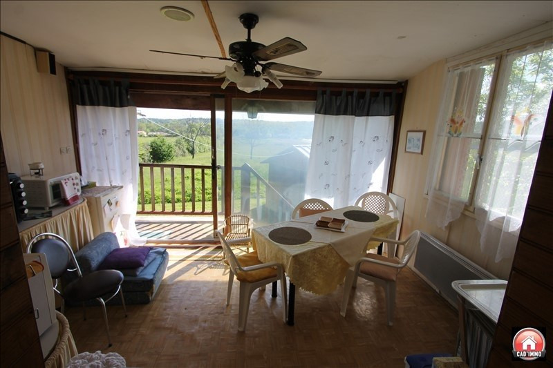 Sale house / villa St naixent 109000€ - Picture 6