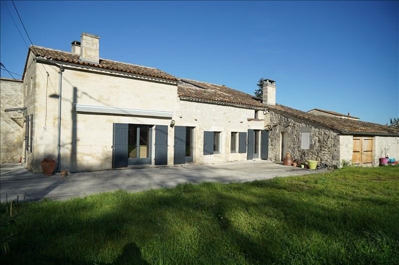 Vente maison / villa St andre de cubzac 353000€ - Photo 1