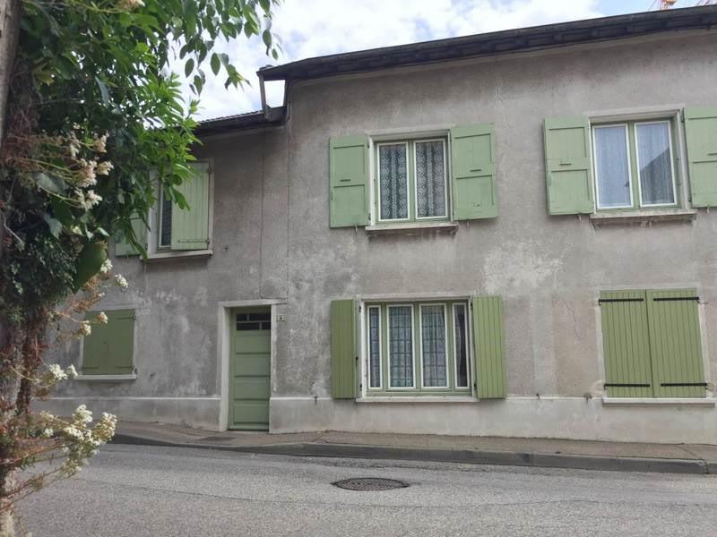 Vente maison / villa Montélier 99000€ - Photo 1