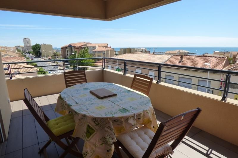 Sale apartment Valras plage 288 000€ - Picture 1