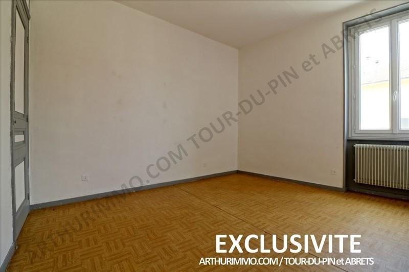 Vente maison / villa La tour du pin 129000€ - Photo 3