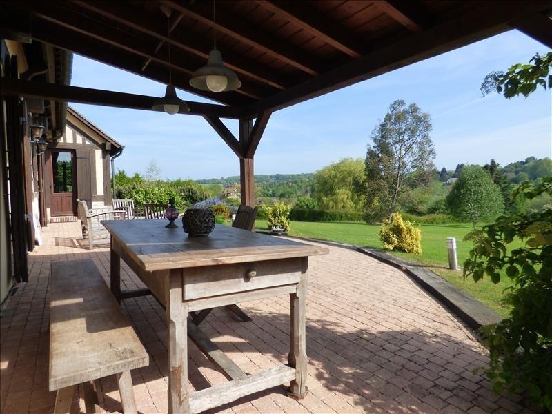 Deluxe sale house / villa Gonneville sur mer 840000€ - Picture 4