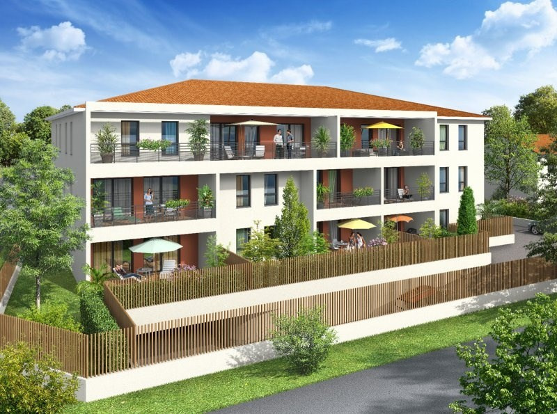 Sale apartment Jons 307 457€ - Picture 4