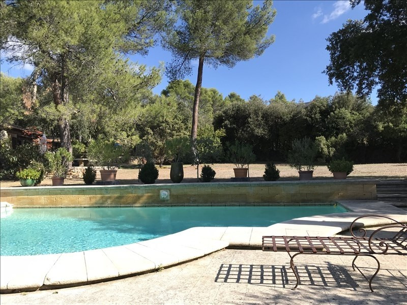 Verkauf von luxusobjekt haus St marc jaumegarde 890000€ - Fotografie 2