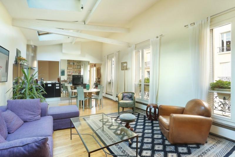 Revenda residencial de prestígio apartamento Paris 5ème 1320000€ - Fotografia 1
