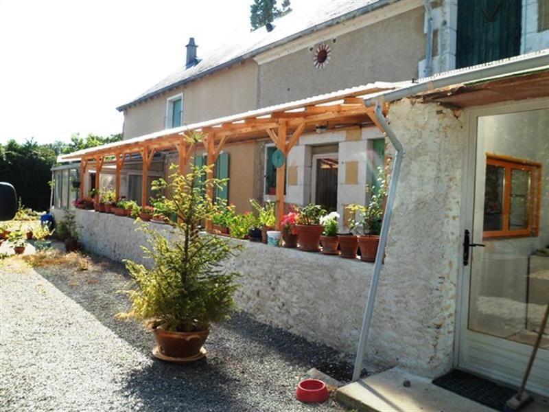 Vente maison / villa Avord 92000€ - Photo 1