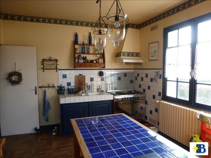 Vente maison / villa Dange st romain 212000€ - Photo 3