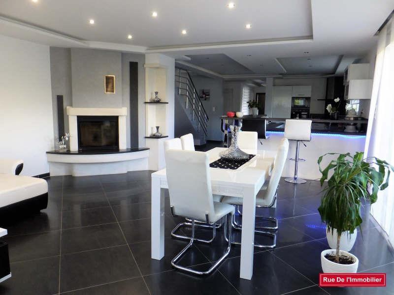 Deluxe sale house / villa Niederbronn les bains 296800€ - Picture 3