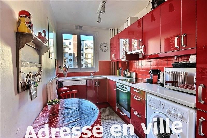 Venta  apartamento Levallois perret 517500€ - Fotografía 4
