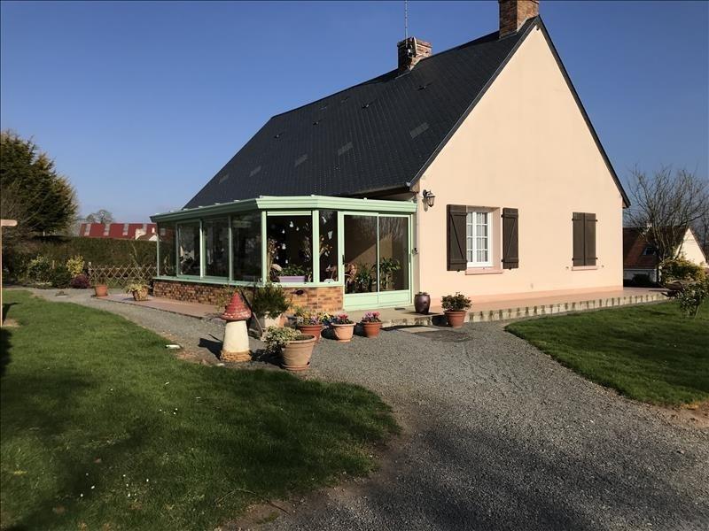 Vente maison / villa Picauville 168500€ - Photo 1