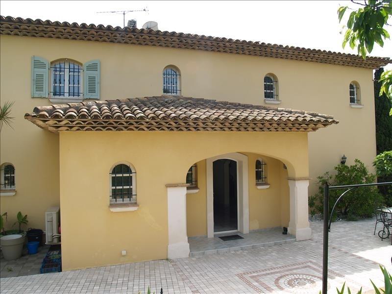 Vente de prestige maison / villa Les issambres 1195000€ - Photo 11