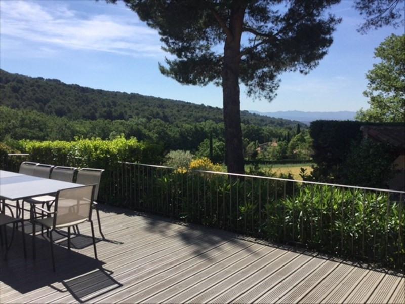 Verkoop van prestige  huis Eguilles 697000€ - Foto 3