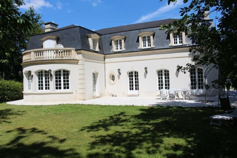 Vente de prestige maison / villa Lamorlaye 1450000€ - Photo 2