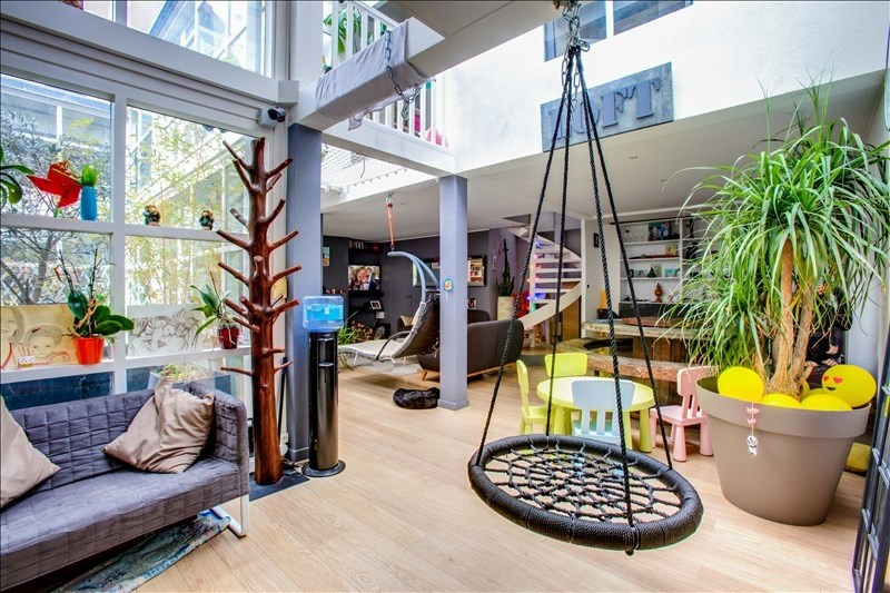Sale apartment Colombes 820000€ - Picture 2