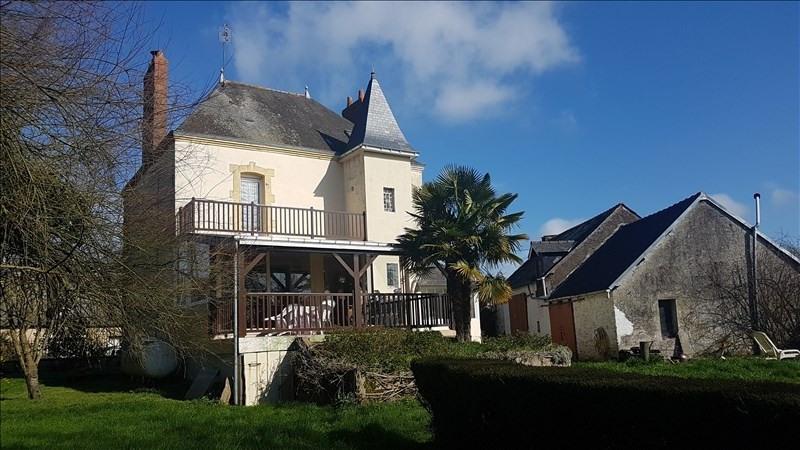 Vente maison / villa Guemene penfao 171600€ - Photo 1