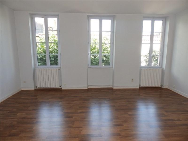 Vente appartement Moulins 106000€ - Photo 1