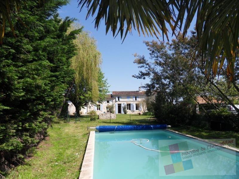 Vente maison / villa Cognac 203300€ - Photo 1