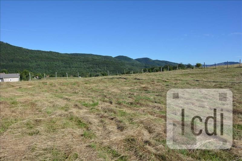 Vente terrain Presles 54000€ - Photo 1