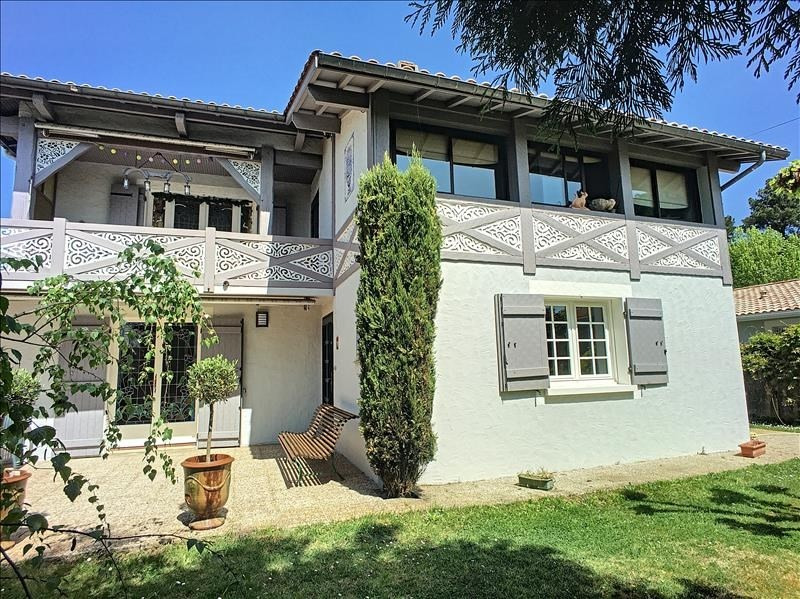 Deluxe sale house / villa Gujan mestras 820000€ - Picture 1