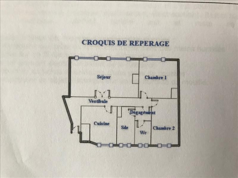 Vente appartement Nantes 212600€ - Photo 3
