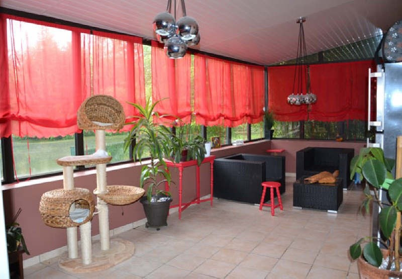Sale house / villa La chapelle en serval env 465 000€ - Picture 4