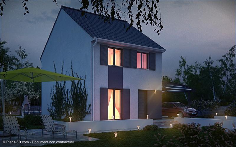 Maison  5 pièces + Terrain 216 m² Tremblay-en-France par MAISONS PIERRE