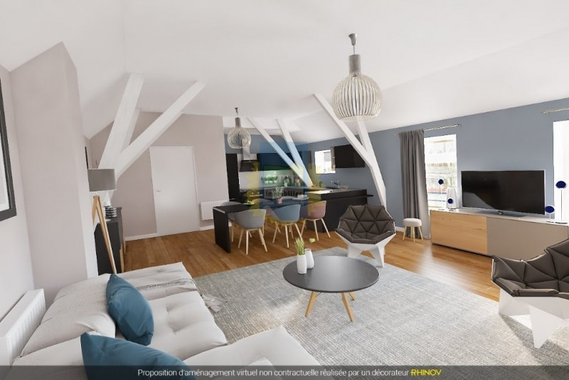 Vente appartement Auberchicourt 75 800€ - Photo 1