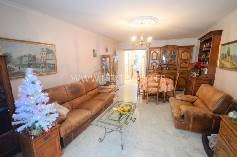 Vente appartement Menton 305 000€ - Photo 1