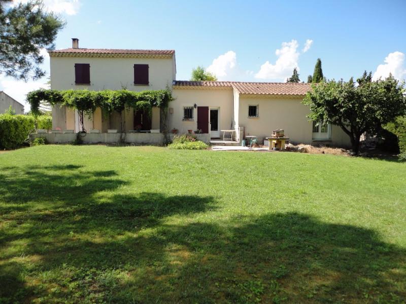Vente maison / villa Althen des paluds 370000€ - Photo 1